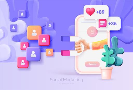 Marketing Digital: conteúdos e formatos de posts para redes sociais.
