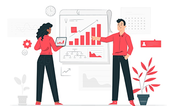 Mensurar o desempenho de sua estratégia de marketing é essencial, pois é essa análise que mostrará como manter resultados eficientes em sua campanha.