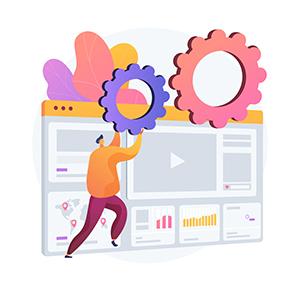 Agência de marketing digital que otimiza sites