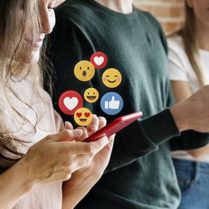 Anúncio em Redes Sociais